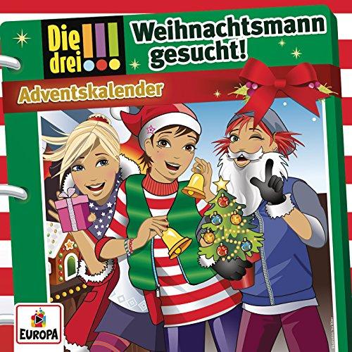 Adventskalender - Weihnachtsmann gesucht