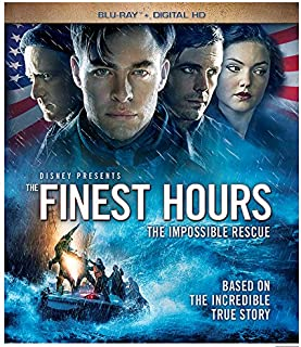 disney presents the finest hours