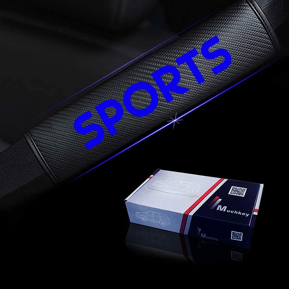 Maidao 2X Car Seat Belt Pads Seatbelt New products, world's highest quality popular! for 20 MDX Protector Acura In a popularity