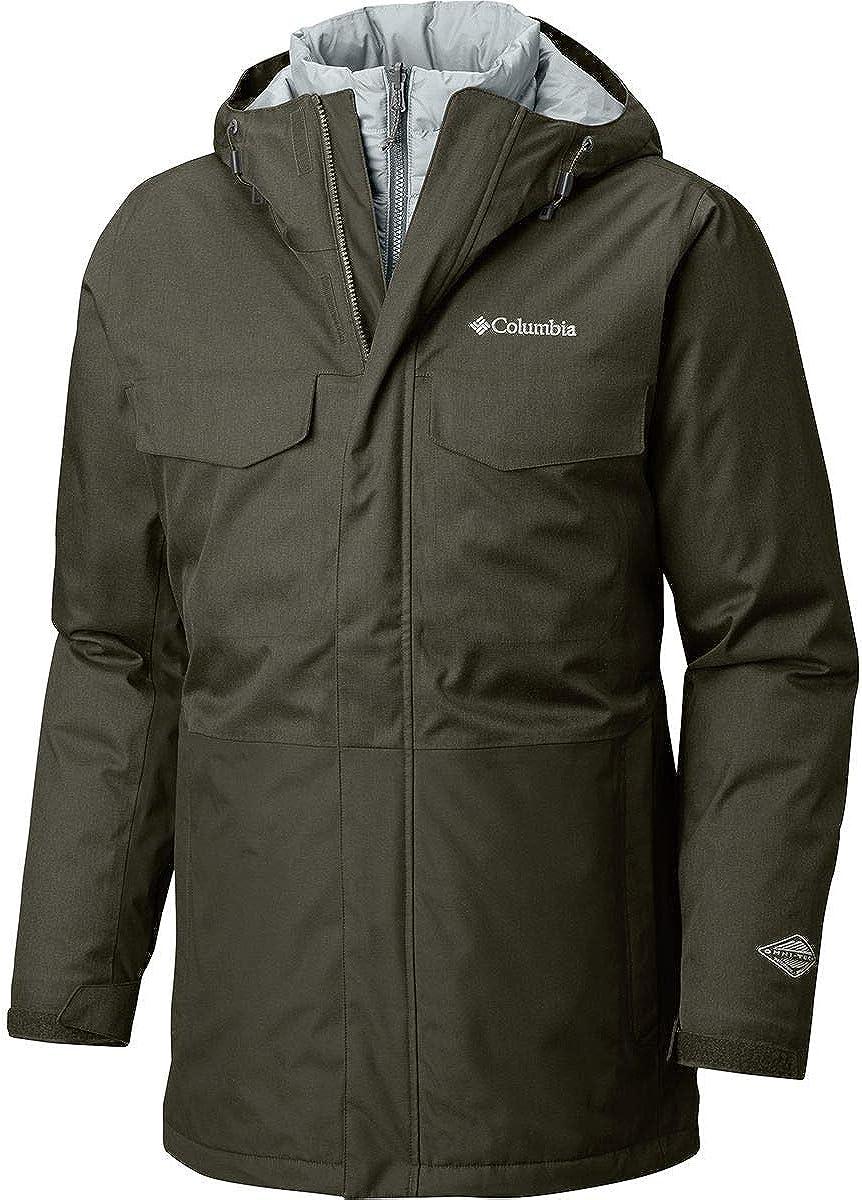 Columbia Men's Cushman Crest Interchange Jacket