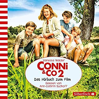 Conni & Co: Das Hörbuch zum Film 2 Titelbild