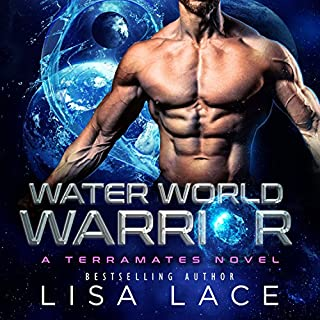 Water World Warrior     A Sci-Fi Alien Mail Order Bride Romance              By:                                                                                                                                 Lisa Lace                               Narrated by:                                                                                                                                 Addison Spear,                                                                                        Terrance Bayes                      Length: 5 hrs and 28 mins     9 ratings     Overall 3.4