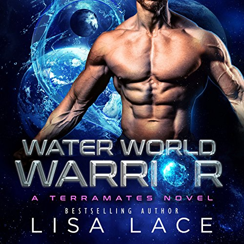 Water World Warrior audiobook cover art