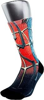 Spiderman Custom Elite Socks