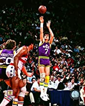 NBA Pete Maravich New Orleans Jazz Action Photo (Size: 8