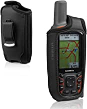 TUSITA Carrying Case for Garmin GPSmap 62 62s 62st 62sc 62stc 64 64s 64st 64sc - Protective Cover - Handheld GPS Navigator Accessories