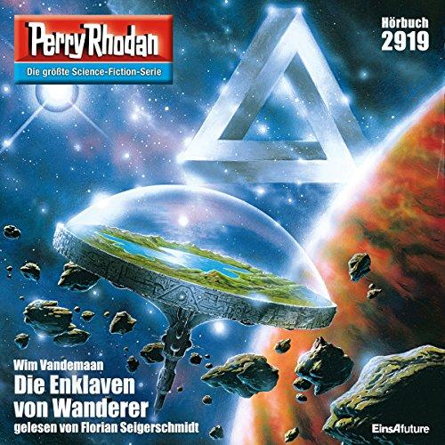Die Enklaven von Wanderer audiobook cover art