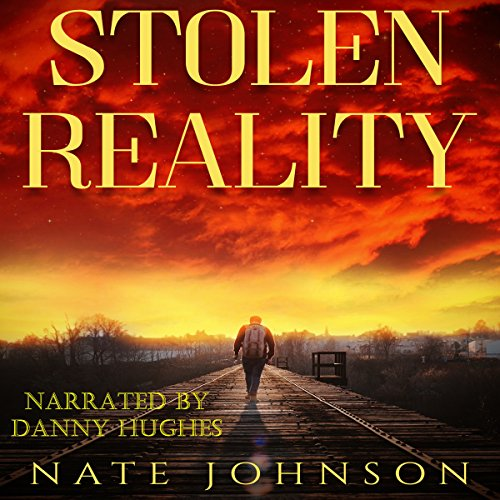 Stolen Reality audiobook cover art
