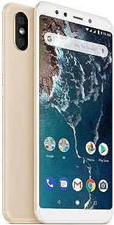 Xiaomi Mi A2 Dual SIM - 32GB, 4GB RAM, 4G LTE, Gold - International Version