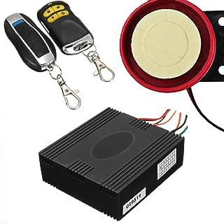 Motorcycle Bike Anti-Theft Security Burglar Alarm System Remote Control ~ Alarma de Seguridad para Motocicleta Moto