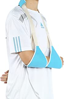 TMISHION Cabestrillo para Brazo,Cabestrillo Ajustable inmoviliza y estabiliza el Brazo antebrazo Sling Brace Sprain Suppor...