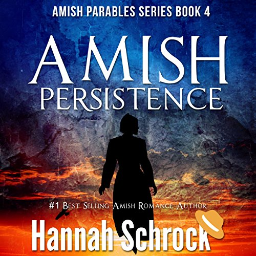Amish Persistence audiobook cover art