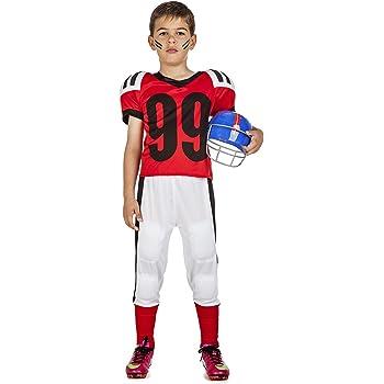 Disfraz Fútbol Americano 10-12: Amazon.es: Ropa y accesorios