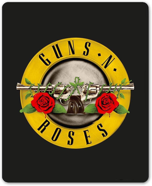 Guns N' pinks - GNR Logo - Fleece Throw Blanket