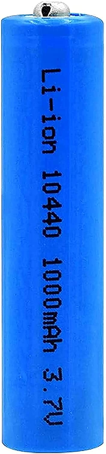 Lithium Super sale period limited Ion Rechargeable Battery Cell New for 10440 Batt Max 41% OFF