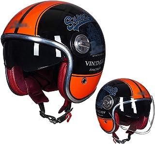 Suchergebnis Auf Für Vespa Helm Auto Motorrad