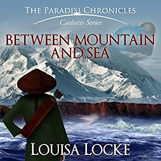 Between Mountain and Sea audiobook cover art