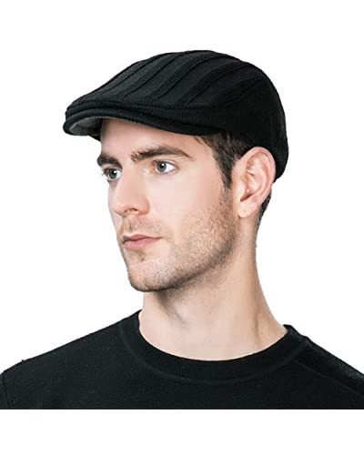 Men s Flat Caps  Amazon.com 988260e155e2