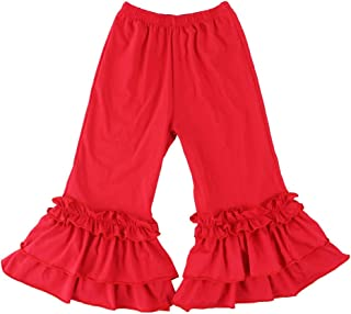 Best ruffle pants set Reviews