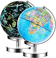 Save big on illuminated world globe