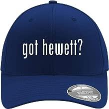 got Hewett? - Adult Men's Flexfit Baseball Hat Cap