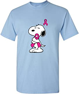 Best snoopy breast cancer t shirt Reviews