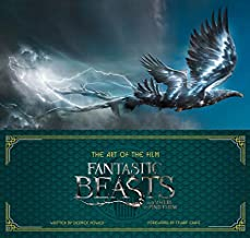 Art Of The Film. Fantastic Beasts And Where To Find Them