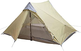 Arches Ultralight Trekking Pole Tent and Footprint - Perfect for Thru-Hikes, Backpacking, Kayaking, and Bikepacking