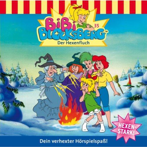 Der Hexenfluch audiobook cover art
