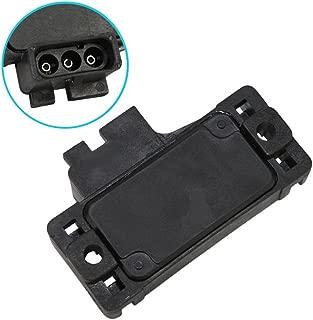 DOICOO Manifold Absolute Pressure MAP Intake Air Sensor Switch Fit 16137039 for Buick Century Chevy Impala Malibu Isuzu Rodeo Oldsmobile Alero 1984-1995 1996 1997 1998 1999 2000 2001 2002 2003 2004