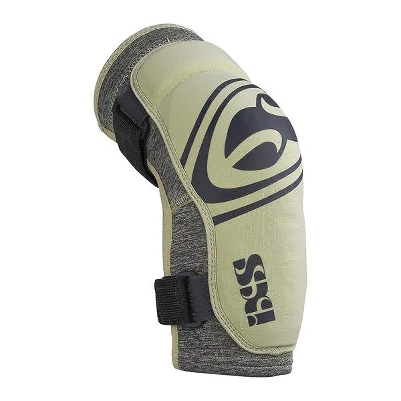 IXS Adult Carve EVO+ Elbow Guard - Camel - 482-510-6614-803