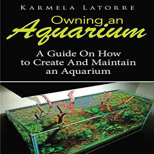Owning an Aquarium audiobook cover art