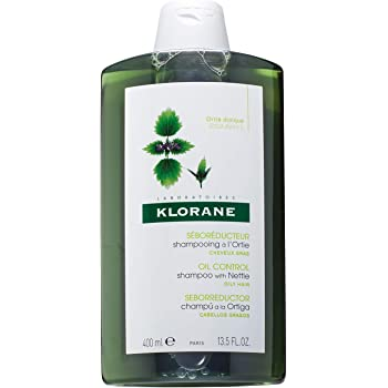 KLORANE Champú a la Ortiga Seborreguladora 400 ml: Amazon.es: Belleza