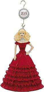 Hallmark Holiday Barbie 2018 Ornament