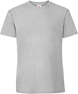 Fruit of The Loom 61422 Men's Ring Spun Premium T-Shirt 3 Pack