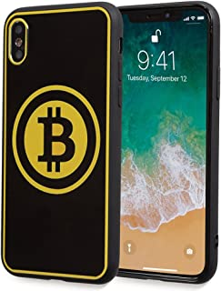 BenCase Bitcoin Case for iPhone X | Xs Soft Slim Fit for Bitcoin - Crypto Currency Lovers