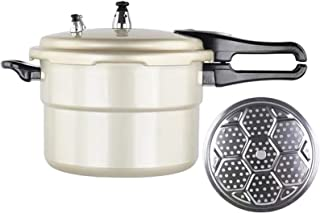 Smay 圧力鍋 アルミ合金 ガス火IHオール熱源対応 超高圧で省エネ 節約クック クイックエコ 家庭用 調理器具 大容量