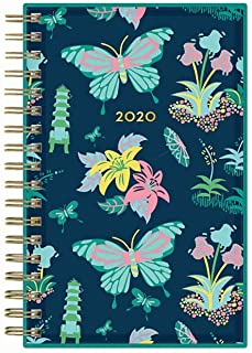 Blue Sky Dabney Lee Weekly/Monthly Planner, 3-5/8