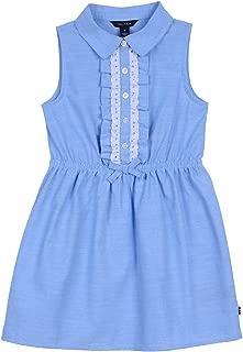 Nautica Girls' Denim Dress