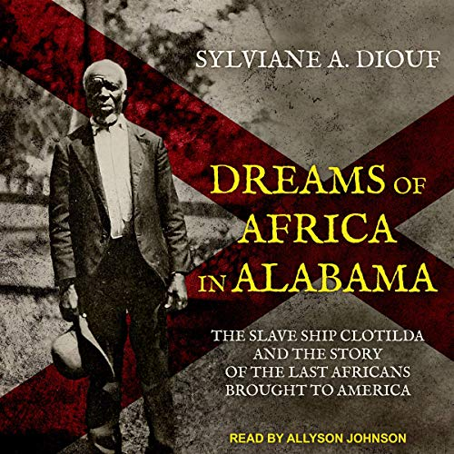 Dreams of Africa in Alabama cover art