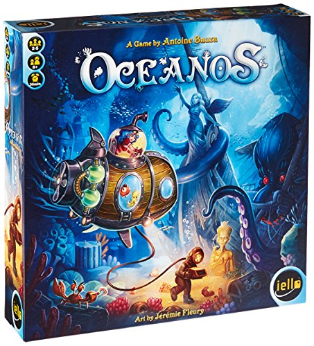 IELLO Oceanos Game Board Game