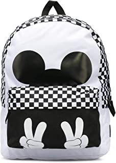 x Disney Mickey Mouse 90th Anniversary Realm Backpack (Checkerboard Mickey)