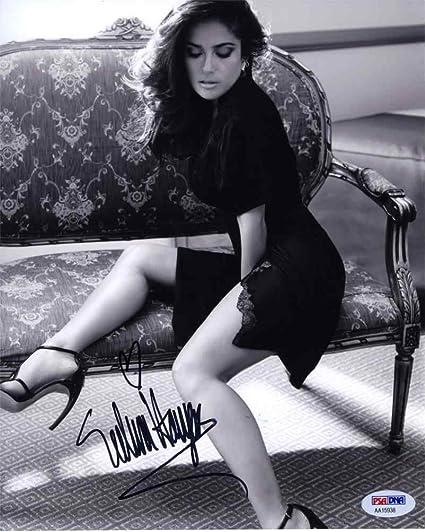 Legs salma hayek Actresses I'd