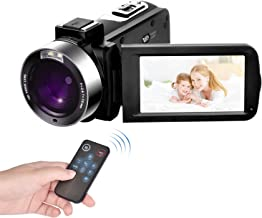 remote control digital video camera