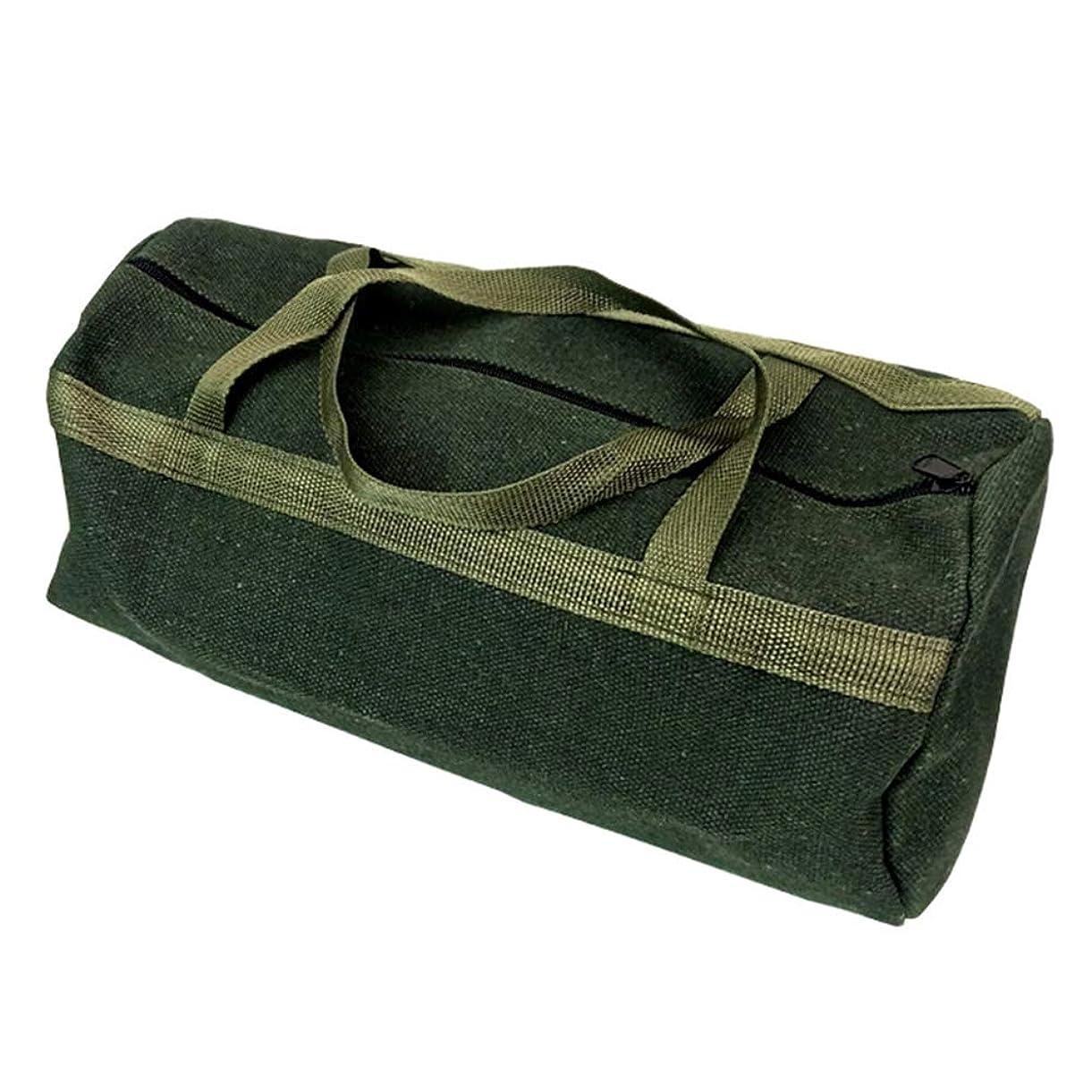 長椅子鋸歯状バルブツール収納袋実用的なプロポーチドライバートートバッグ厚いホルダーキャンバス楽器ケース収納耐久性のあるドリルポータブル(3)