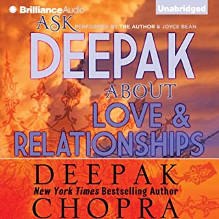 Ask Deepak About Love & Relationships audiobook cover art