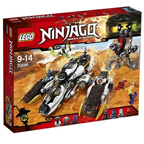 『レゴ ニンジャゴー トランスメカ バトルライド 70595』のトップ画像