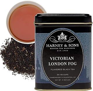 Harney & Sons Victorian London Fog Loose Tea, 4 Ounce