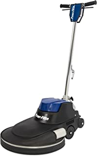 Powr-Flite NM2000DC Millennium Edition Electric Burnisher with Dust Control Filtration, 2000 RPM, 20