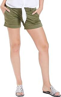 VIIHAHN Womens Ultra Soft Outdoor Im A Pontoon Captain Logo V Neck Short Sleeve T Shirt Tops